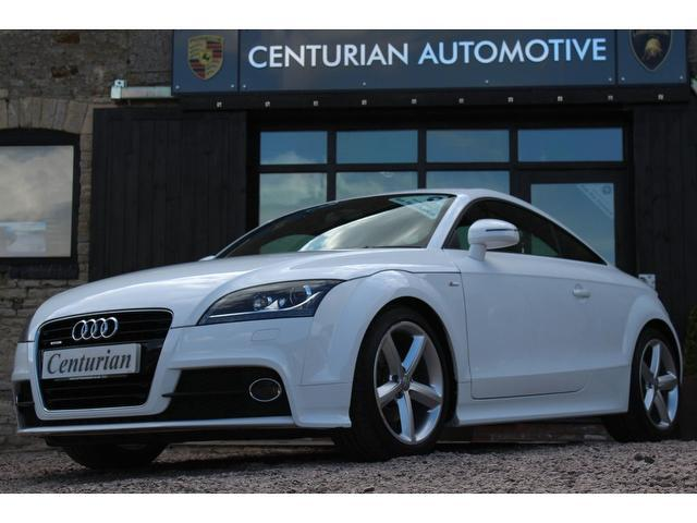 used white audi tt 2011 diesel 2 0 tdi quattro s coupe excellent condition for sale autopazar. Black Bedroom Furniture Sets. Home Design Ideas