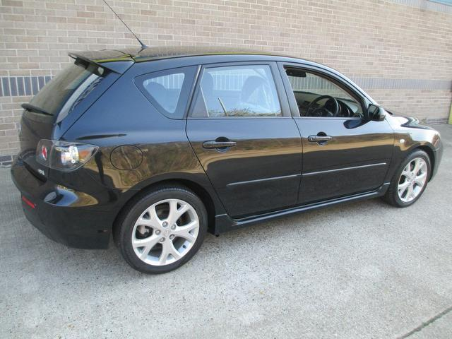 used mazda mazda3 2007 black paint petrol 2 0 sport 5dr hatchback for sale in norwich uk autopazar. Black Bedroom Furniture Sets. Home Design Ideas