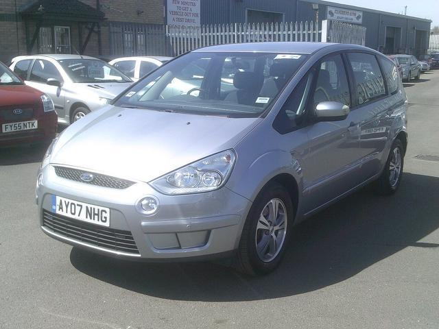 Used Ford S max 2007 Silver Estate Diesel Manual for Sale