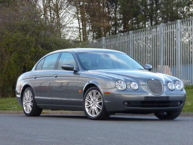 used jaguar s type 2005 model v6 se 4dr diesel saloon. Black Bedroom Furniture Sets. Home Design Ideas