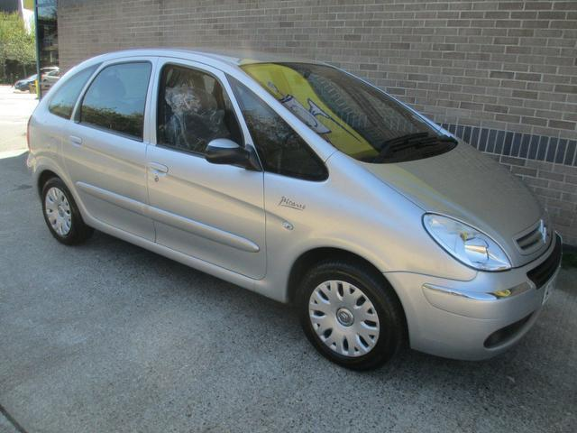 Cars For Sale Uk Norfolk: Used 2007 Citroen Xsara Estate Picasso 1.6 Hdi 92 Diesel