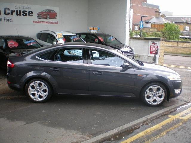 used ford mondeo 2008 diesel 2 0 tdci titanium sport hatchback grey edition for sale in. Black Bedroom Furniture Sets. Home Design Ideas
