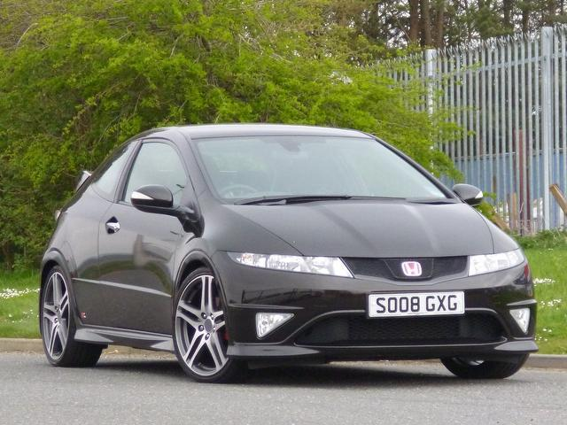 Used honda civic 2008 manual petrol 2 0 i vtec type r for Used hondas for sale