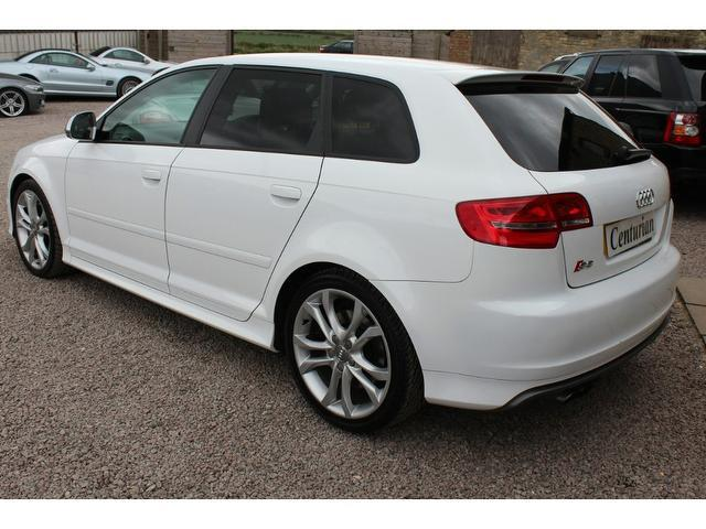Used Audi S3 2010 Petrol Quattro 5dr 2 0 Hatchback White