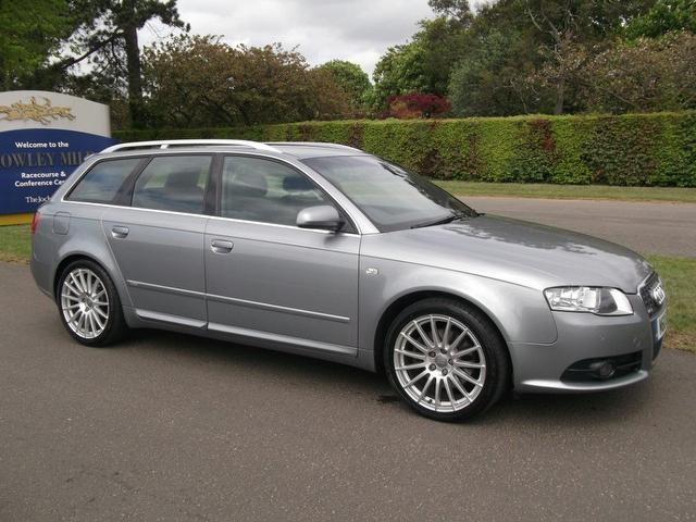 used audi a4 2006 grey colour diesel 2 0 tdi 143 se estate. Black Bedroom Furniture Sets. Home Design Ideas