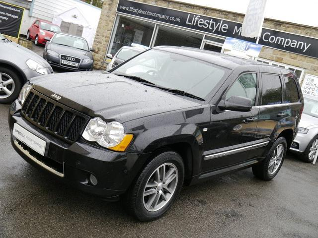 used jeep grand 2009 diesel cherokee 3 0 crd s 4x4 black with cruise control for sale autopazar. Black Bedroom Furniture Sets. Home Design Ideas
