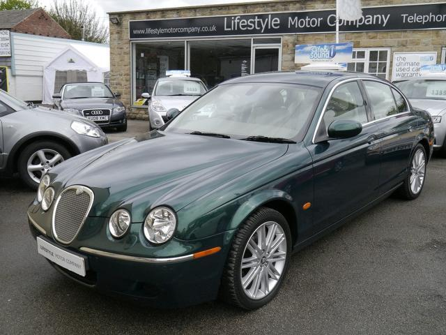 used jaguar s type for sale uk autopazar autopazar. Black Bedroom Furniture Sets. Home Design Ideas