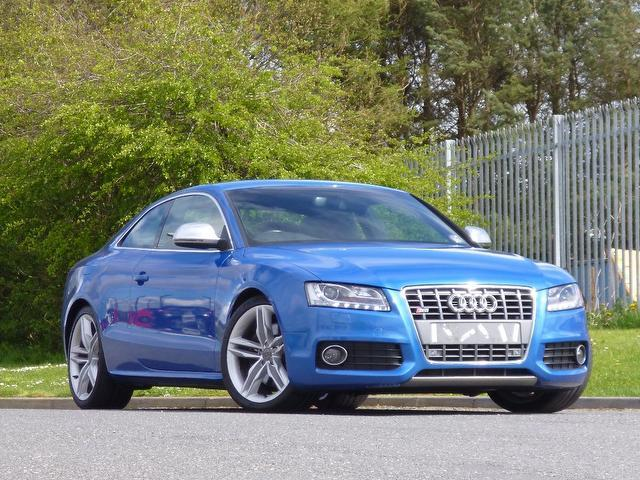 used audi s5 car 2008 blue petrol quattro 2 door 4 2 coupe for sale in turrif uk autopazar. Black Bedroom Furniture Sets. Home Design Ideas