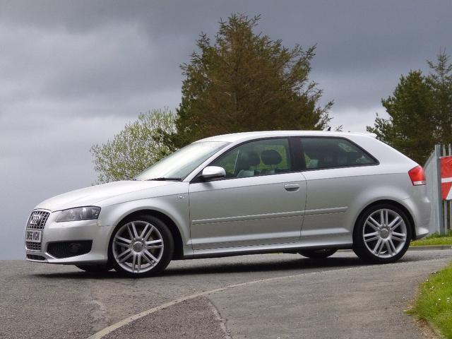 used audi s3 2007 manual petrol quattro 3 door 2 0 silver for sale uk autopazar. Black Bedroom Furniture Sets. Home Design Ideas