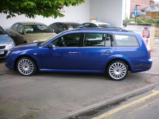 used ford mondeo 2006 diesel 155 st 5dr estate blue manual for sale in gravesend uk. Black Bedroom Furniture Sets. Home Design Ideas