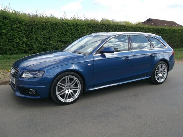 Used Audi A4 Estate for Sale  Motorscouk