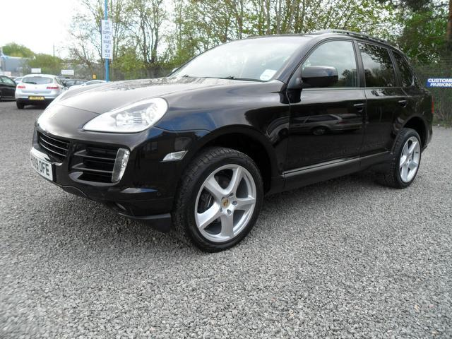 used porsche cayenne 2009 automatic diesel 5 door tiptronic s black for sale uk autopazar. Black Bedroom Furniture Sets. Home Design Ideas