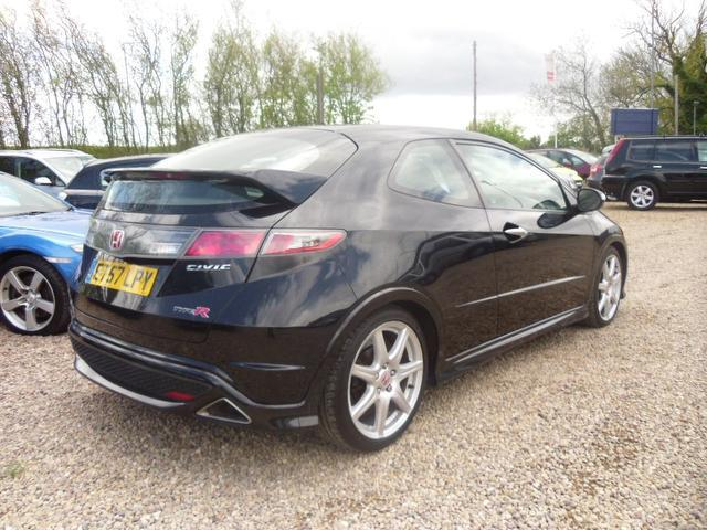 used 2008 honda civic hatchback 2 0 i vtec type r petrol for sale in nuneaton uk autopazar. Black Bedroom Furniture Sets. Home Design Ideas