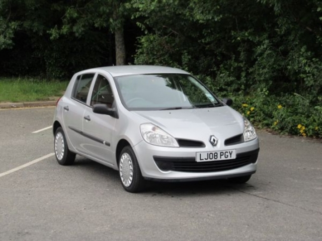 Deals on clio cars