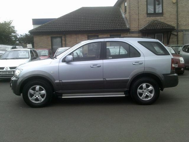 Used Cars For Sale Under 6000 >> Used 2006 Kia Sorento 4x4 Blue Edition 2.5 Crdi Xe 5dr ...