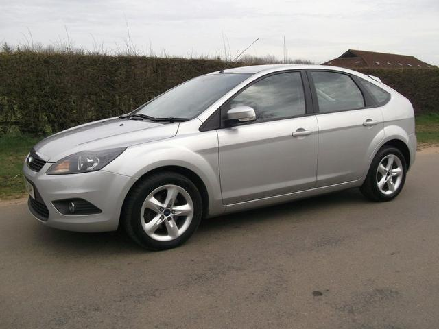 Used Ford Focus 2010 Diesel 1 6 Tdci Zetec 5dr Hatchback