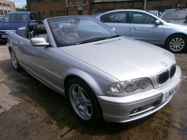 used bmw 3 series 2001 automatic petrol 330 ci 2 door silver for sale uk autopazar. Black Bedroom Furniture Sets. Home Design Ideas