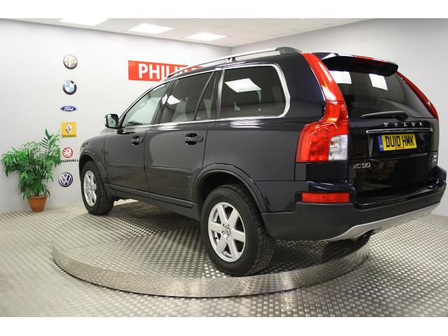 used 2010 volvo xc90 4x4 2 4 d5 active 5dr diesel for sale in oswestry uk autopazar. Black Bedroom Furniture Sets. Home Design Ideas