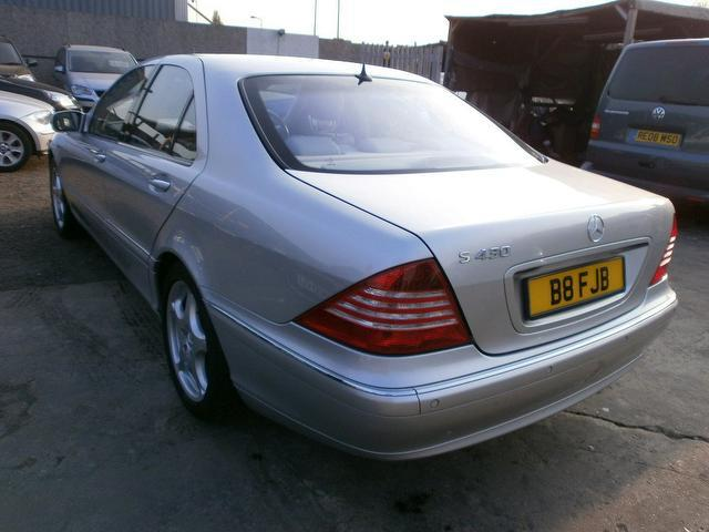 Used mercedes benz 2000 petrol class s430 4dr auto saloon for Used mercedes benz rims for sale