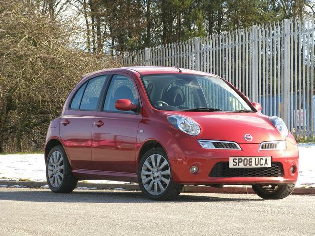 used nissan micra 2008 red colour petrol 1 4 tekna 5 door hatchback for sale in turrif uk. Black Bedroom Furniture Sets. Home Design Ideas