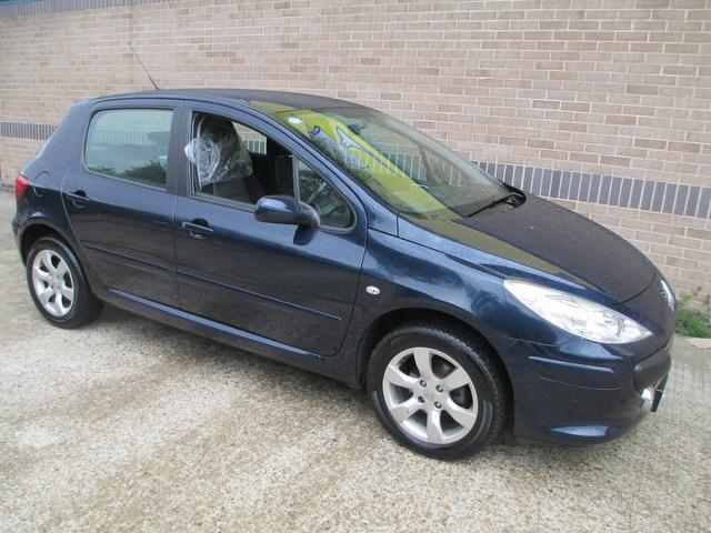 used 2006 peugeot 307 hatchback blue edition 1 6 hdi 90 s diesel for sale in norwich uk autopazar. Black Bedroom Furniture Sets. Home Design Ideas