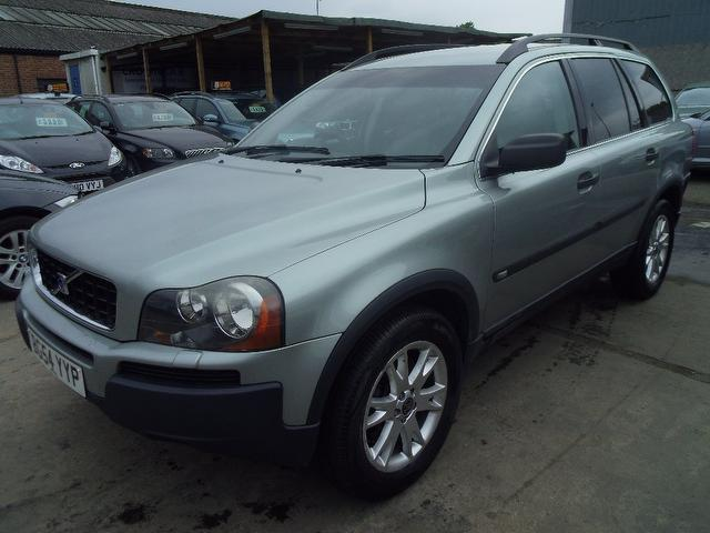 used volvo xc90 2005 diesel 2 4 d5 se 5dr 4x4 green edition for sale in wembley uk autopazar. Black Bedroom Furniture Sets. Home Design Ideas