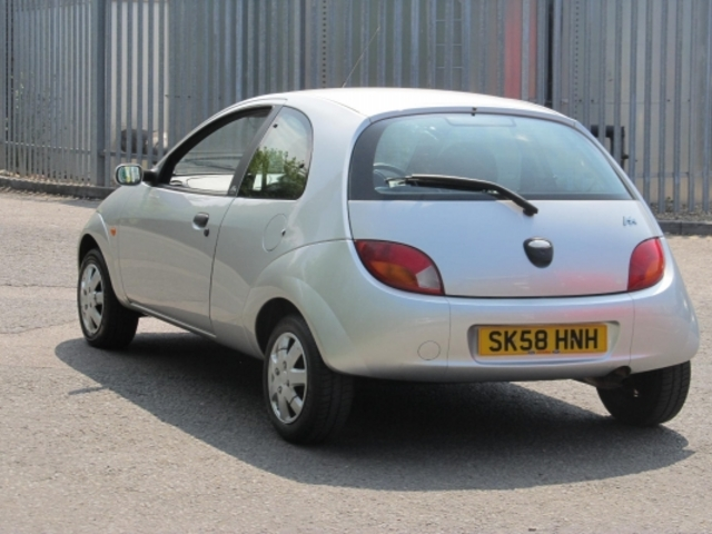 used ford ka 2008 silver colour petrol for sale in epsom uk autopazar. Black Bedroom Furniture Sets. Home Design Ideas