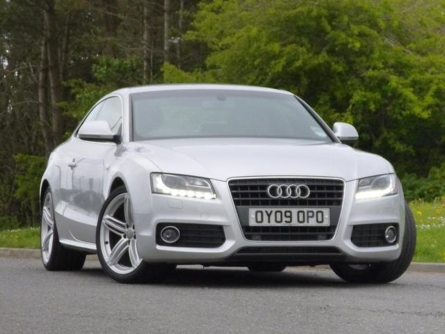 Audi A5 Hatchback for Sale Used  Carscoza