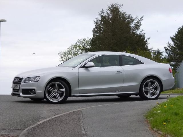 Used Audi A5 2009 Model 2 0 Tdi Quattro S Diesel Coupe