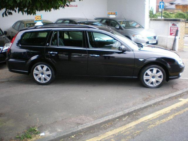 Ford Mondeo Estate Cars For Sale On Ebay