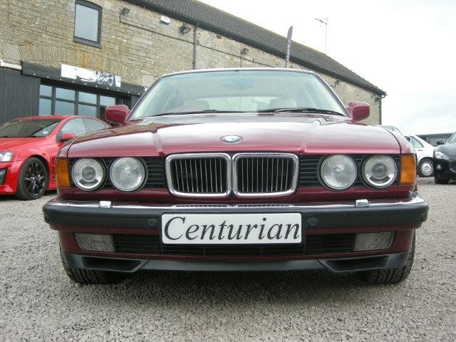 used bmw 7 series 2000 red paint petrol 750i l 4dr saloon for sale in kettering uk autopazar. Black Bedroom Furniture Sets. Home Design Ideas