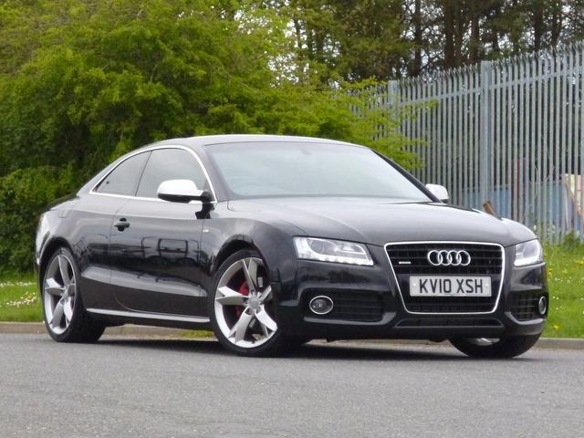 used 2010 audi a5 coupe 3 0 tdi quattro s diesel for sale in turrif uk autopazar. Black Bedroom Furniture Sets. Home Design Ideas
