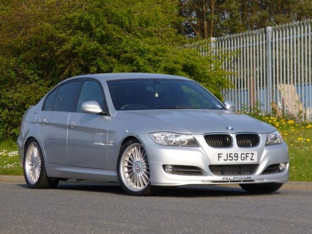 Used Bmw Alpina Saloon Edition D Bi Turbo Diesel For - Used bmw alpina for sale