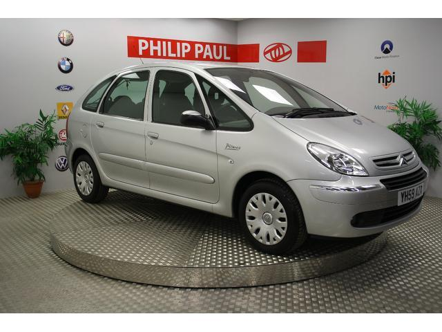 used citroen xsara 2009 silver paint petrol picasso. Black Bedroom Furniture Sets. Home Design Ideas