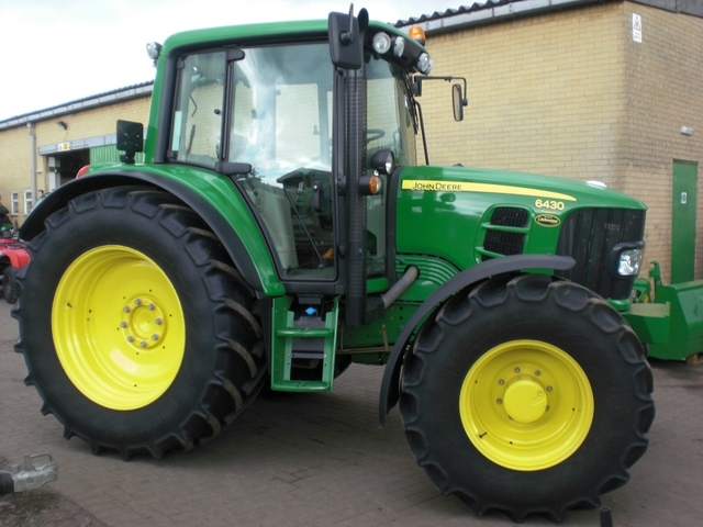 Used John Deere 6430 2012     for Sale