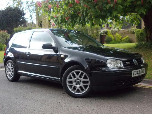 used volkswagen golf 2001 for sale uk autopazar. Black Bedroom Furniture Sets. Home Design Ideas