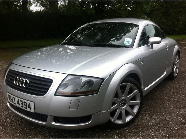 used audi tt 2002 red coupe petrol manual for sale in stafford uk