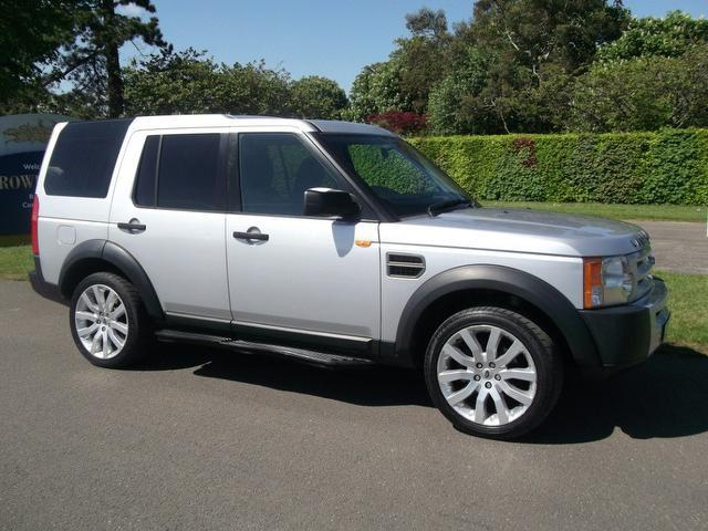 used 2005 land rover discovery 4x4 silver edition 2 7 td v6 diesel for sale in newmarket uk. Black Bedroom Furniture Sets. Home Design Ideas