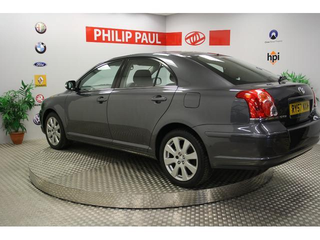 Used Toyota Avensis 2.0 D-4d T3-x 5 Door Hatchback Grey 2007 Diesel for Sale in UK