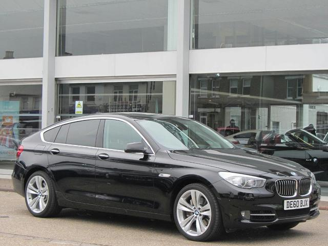 used black bmw 5 series 2010 diesel 535d se gt estate in. Black Bedroom Furniture Sets. Home Design Ideas