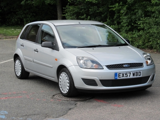 Used 2007 Ford Fiesta Unleaded For Sale In Epsom Uk