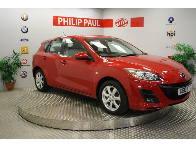 used 2010 mazda mazda3 hatchback 1 6 ts2 5dr i petrol for sale in oswestry uk autopazar. Black Bedroom Furniture Sets. Home Design Ideas