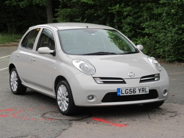 used nissan micra 2006 silver colour petrol for sale in epsom uk autopazar. Black Bedroom Furniture Sets. Home Design Ideas