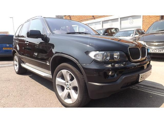 Used Bmw X5 2004 Petrol 3 0i Sport 5dr Auto 4x4 Black Edition For Sale In Portsmouth Uk Autopazar