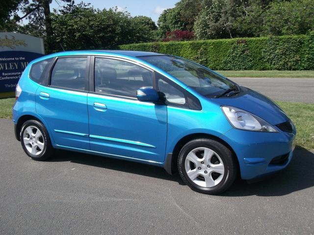 Used honda jazz petrol for sale uk autopazar for Used hondas for sale