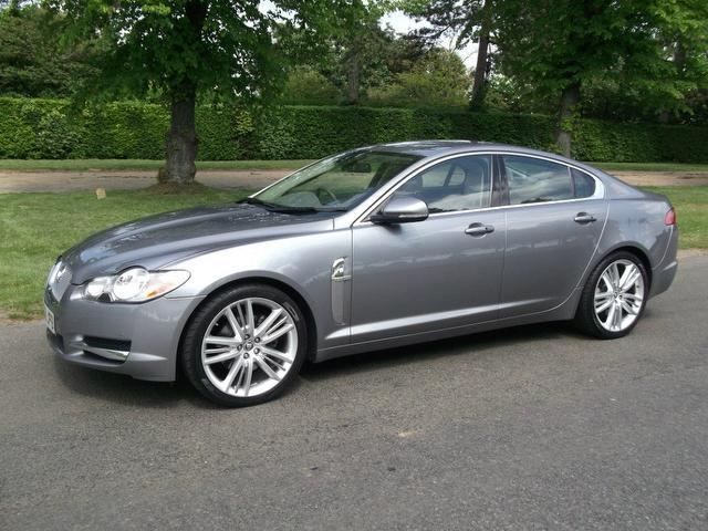 Jaguar xf 2011 price