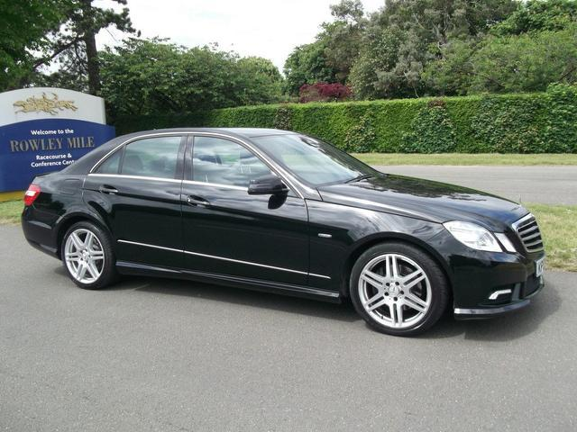 Used Mercedes Benz 2009 Black Saloon Petrol Automatic for Sale