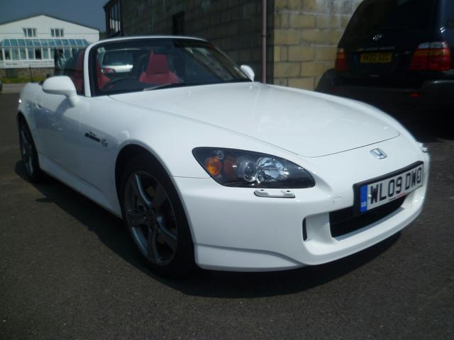 used white honda s2000 2009 petrol gt edition 100. Black Bedroom Furniture Sets. Home Design Ideas
