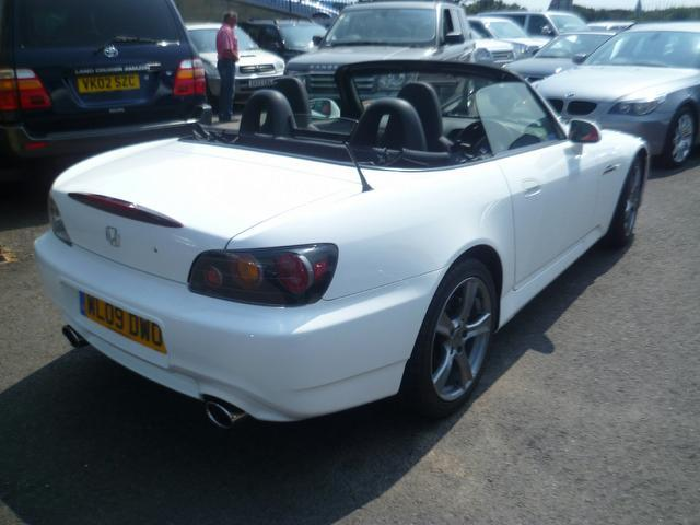 used white honda s2000 2009 petrol gt edition 100 convertible in great condition for sale. Black Bedroom Furniture Sets. Home Design Ideas