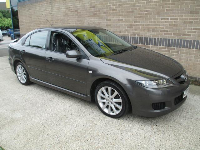 used mazda mazda6 2007 model 2 0 tamura 5dr petrol hatchback grey for sale in norwich uk autopazar. Black Bedroom Furniture Sets. Home Design Ideas